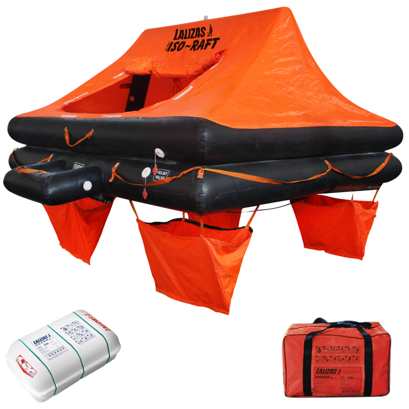 International Liferaft ISO-RAFT, ISO 9650-1