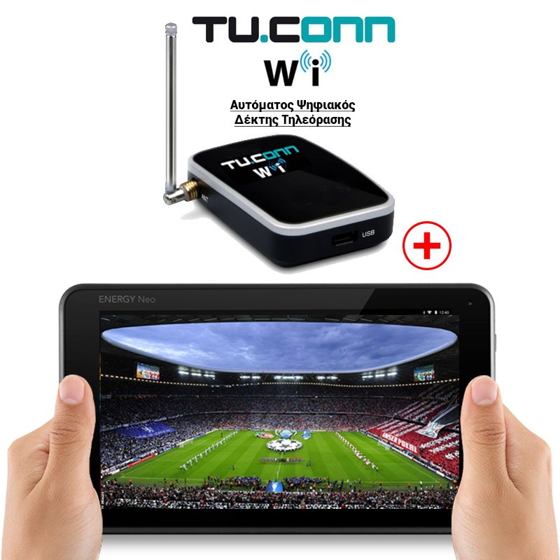Tablet Neo7 Energy & TV Conn WiFi