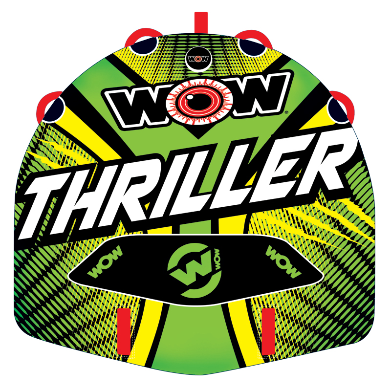 WOW Ski Tube, THRILLER 1p