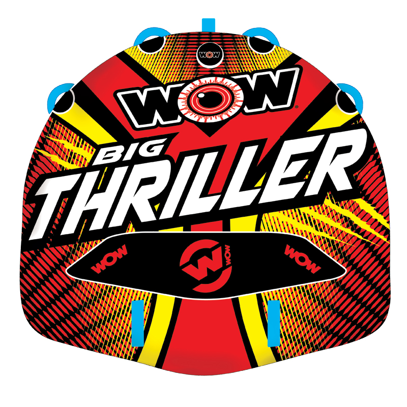 WOW Ski Tube, BIG THRILLER 2P
