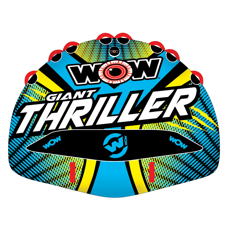 WOW Ski Tube, GIANT THRILLER 4p